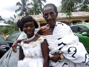 Wanita Muda Ini Viral, Ungkap Kehidupan Seks Bersama Suami Berusia 97 Tahun