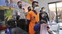Pelaku Pembegalan Driver Ojol di Surabaya Seorang Residivis