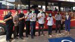 Bus JR Connexion Kini Dilengkapi Bagasi untuk Sepeda Lho