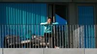 Masa Isolasi Mandiri Cristiano Ronaldo Bisa Segera Berakhir