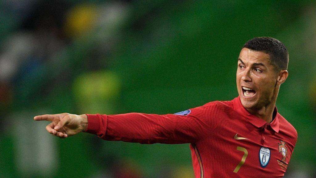 Ronaldo Masih Dambakan Gelar Juara Piala Dunia
