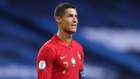 2 Pekan Tak Sembuh-sembuh, Ini Fakta dan Riwayat COVID-19 Ronaldo