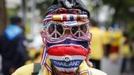 Sebulan Mogok Makan, Aktivis yang Ditahan Thailand Dilarikan ke RS