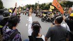 Aksi Ribuan Orang Tuntut Reformasi Kerajaan di Thailand