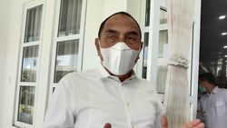 Gubsu Edy soal Wagub Sumut Dilaporkan ke Bawaslu: Saya Belum Dengar