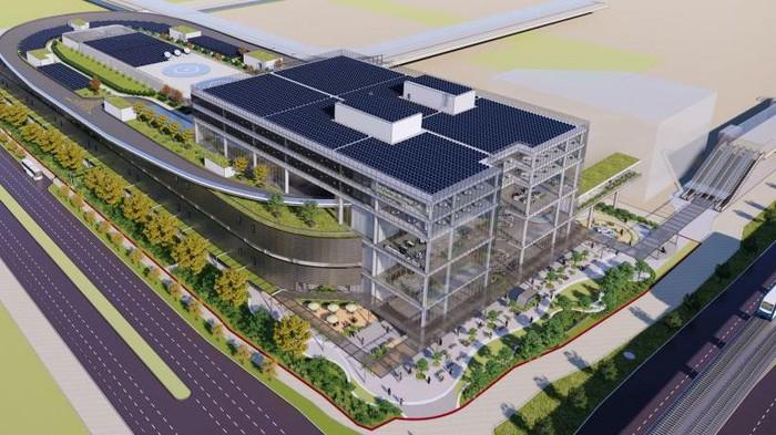 Hyundai Siapkan Pabrik Mobil Listrik di Singapura