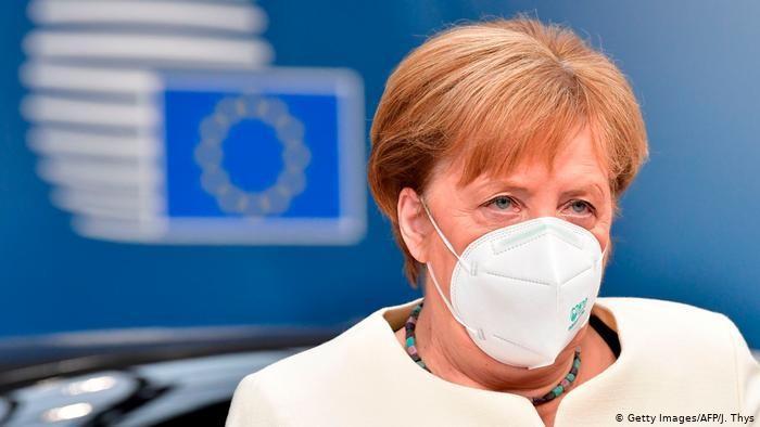 Kanselir Angela Merkel Peringatkan Eropa soal Situasi Serius Akibat Corona