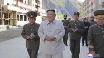 Kim Jong-Un Janji Bangun 25 Ribu Rumah Baru untuk Warga Korut