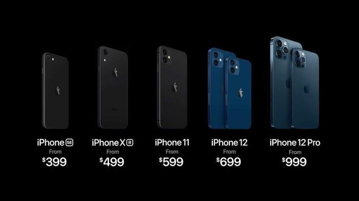 Lini baru iPhone