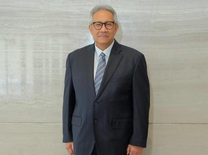 Mantan Duta Besar RI untuk RRT (2014 – 2017) Sugeng Rahardjo