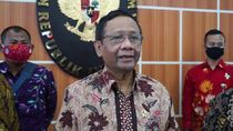 Mahfud Tepis Warga Papua Ingin TNI-Polri Ditarik: Yang Minta KKB!