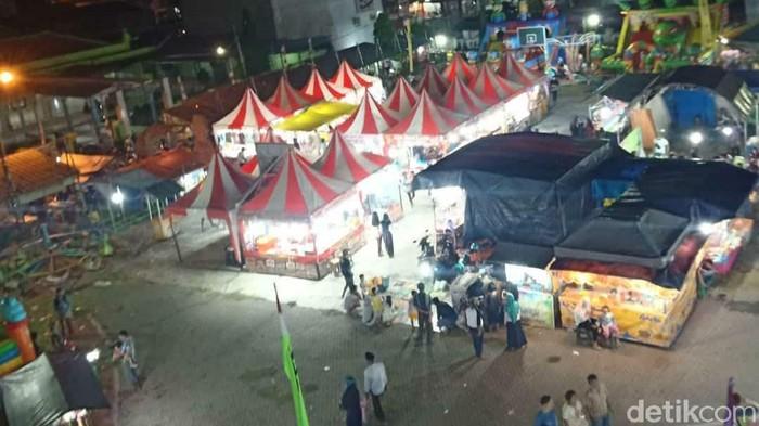 Pengusaha pasar malam di Kuningan curhat nganggur 7 bulan akibat Corona