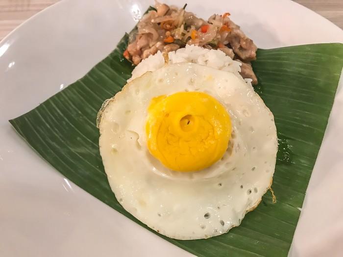 Perlu makan sebutir telur tiap hari.