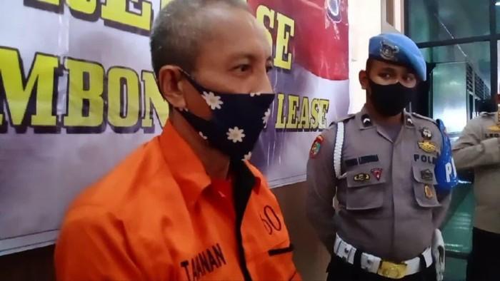 Residivis kasus pencabulan di Ambon yang kembali beraksi mencabuli 5 anak