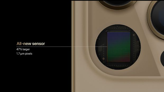 Sensor iPhone 12 Pro