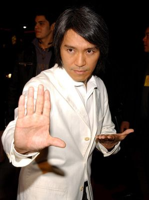 Stephen Chow, writer/director/actor