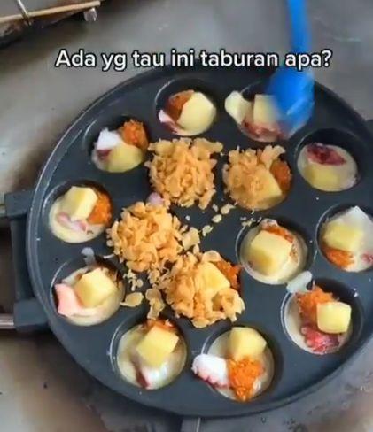 Takoyaki Sambal Taichan