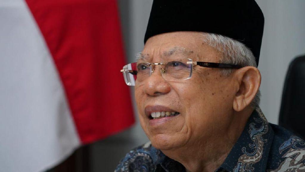 Maruf Amin Minta Pesantren Cetak Banyak Gus Iwan, Apa Itu?