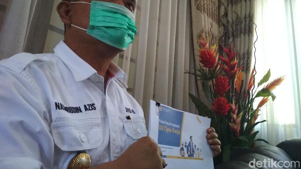 Positif COVID-19, Walkot Cirebon Dirujuk ke Rumah Sakit Bandung