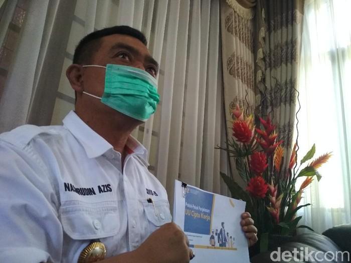 Wali Kota Cirebon Nashrudin Aziz tak setuju nama provinsi Jawa Barat diubah