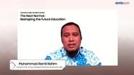 Cerita Ketum IGI Ajari Guru Adaptasi Sistem Online