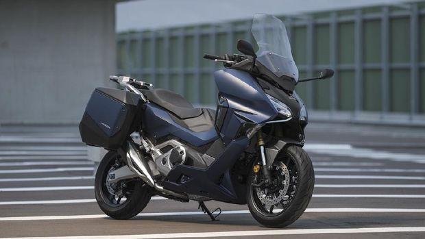 All New Honda Forza 750