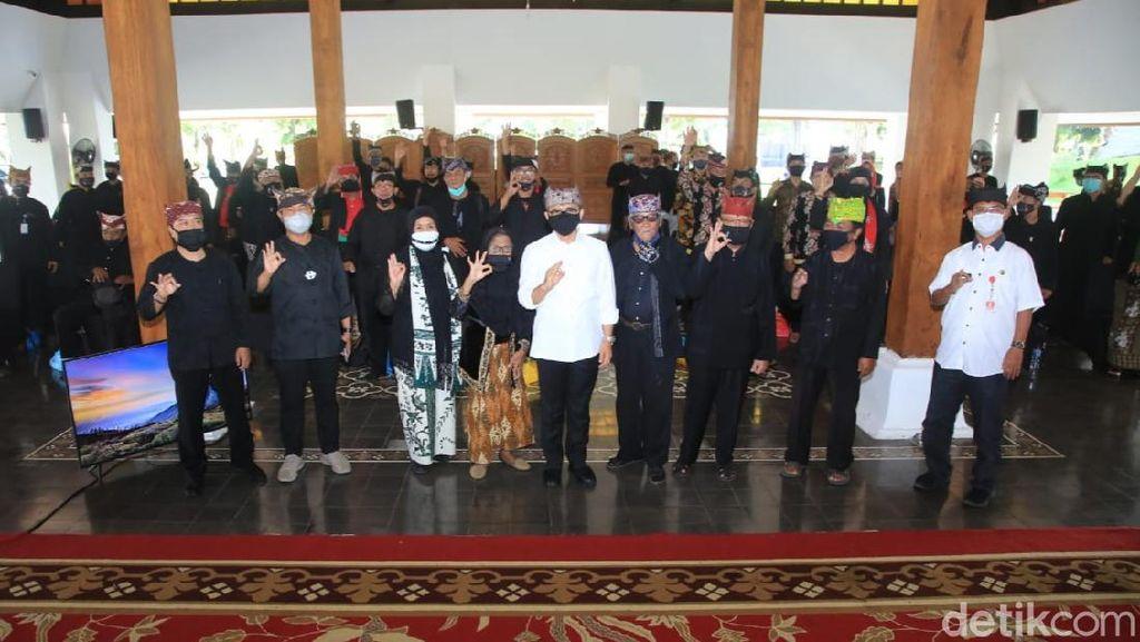 Dewan Kesenian Banyuwangi Diharap Lestarikan Budaya Lokal ke Kancah International