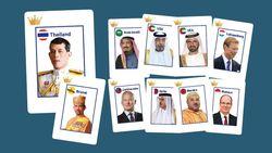 10 Raja Paling Tajir di Dunia