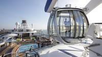 Tapi perlu diingat, pelayaran kali ini bukanlah liburan. Jadi traveler tidak bisa mengunjungi destinasi favorit mereka. (Getty Images/Matt Cardy)