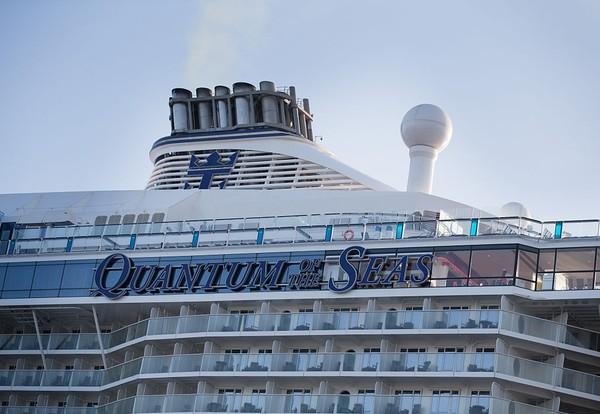Royal Caribbean akan kembali melaut dengan menurunkan kapal Quantum of the Seas yang berangkat dari Singapura pada 1 Desember 2020. Pengumuman itu muncul setelah Royal Caribbean menghentikan operasinya lebih dari enam bulan yang lalu karena pandemi COVID-19. Matt Cardy/Getty Images