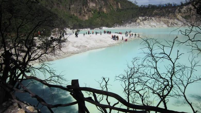 Objek wisata di Bandung.