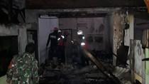 Kafe dan 3 Motor di Probolinggo Ludes Terbakar Gegara Korsleting Listrik