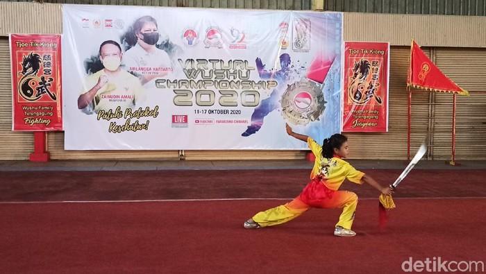 Kejuaraan Virtual Wushu Championship 2020