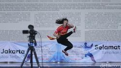 Di Tengah Pandemi, Kejuaran Wushu Digelar Secara Online