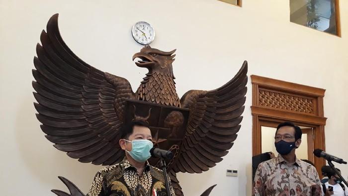 Kepala Bappenas bertemu Sri Sultan HB X