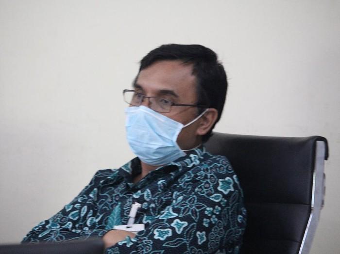 Kepala Biro Akademik, Kemahasiswaan, Perencanaan dan Kerjasama (BAKPK) Untidar, Giri Atmoko.