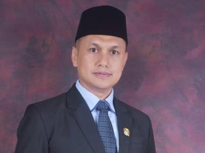 Ketua DPC Partai Demokrat Tulungagung Sofyan Heryanto