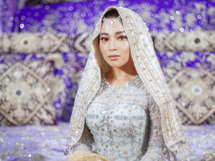Malam Bainai Nikita Willy