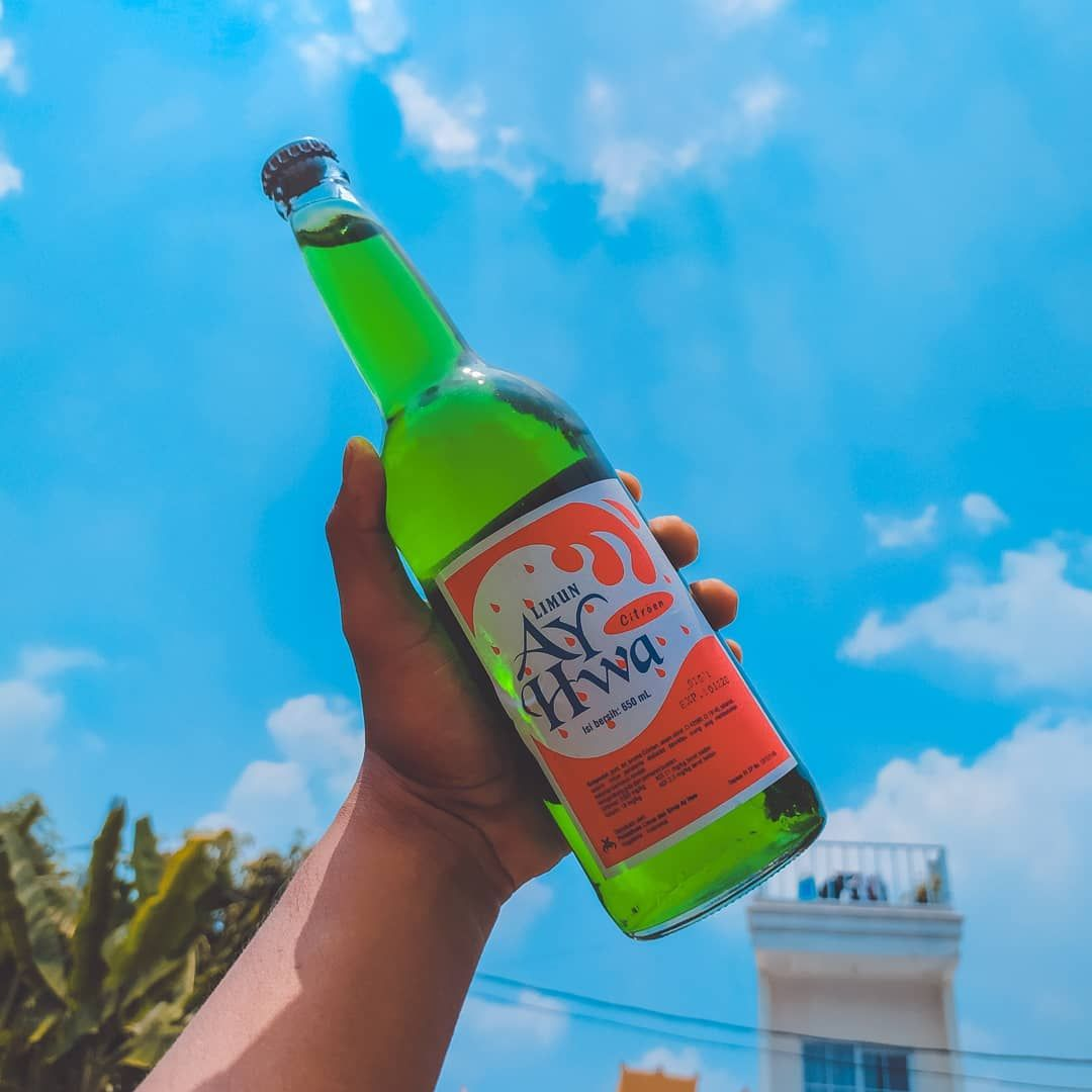 Minuman Limun Jadul Asli Indonesia yang Menyegarkan