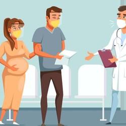 Cek Protokol Kesehatan Saat Periksa Kehamilan di Rumah Sakit