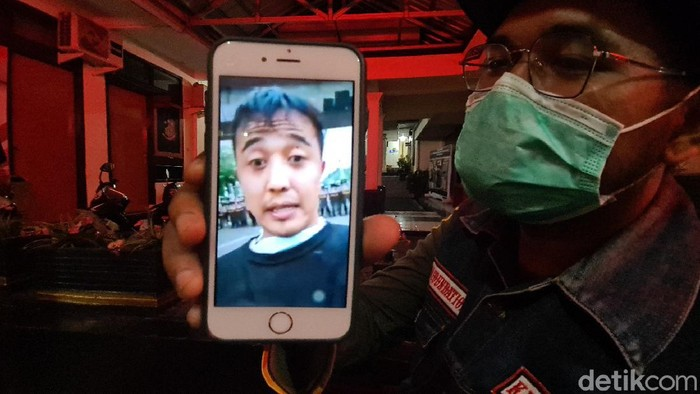 Pemuda Sukabumi ditangkap gegara hina polisi saat demo