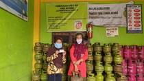 Berkat Kartu Joko, Warga Bengkulu Beli LPG Sesuai Harga Eceran
