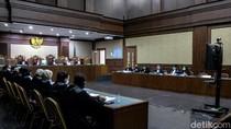 Terdakwa Kasus Korupsi Jiwasraya Jalani Sidang Tuntutan secara Virtual
