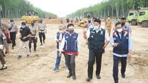 Proyek Tol Palembang-Betung Dimulai, Ditarget Operasi Akhir 2021