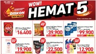 Belanja Cermat Pasti Hemat, Pakai Diskon Heboh Transmart Carrefour
