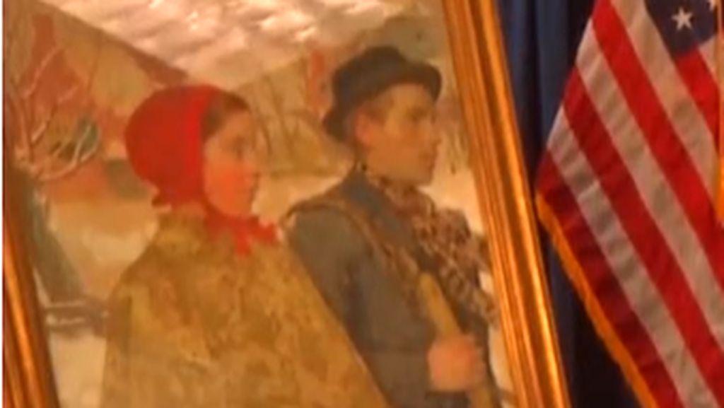 Lebih 87 Tahun Dicuri Nazi, Lukisan Karya Gari Melchers Kembali