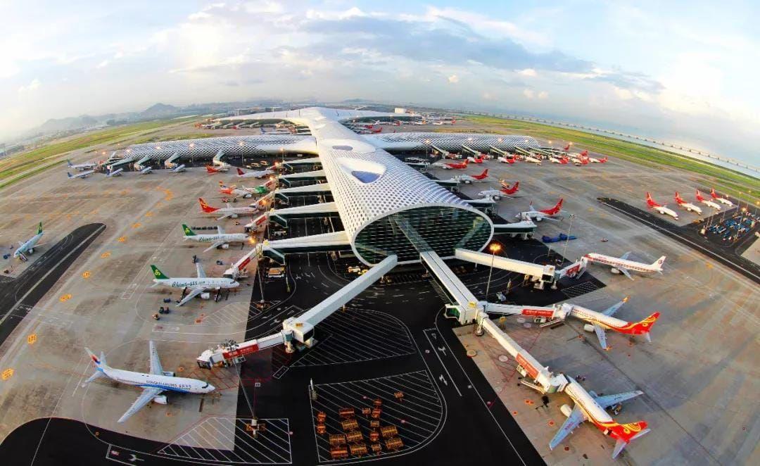 Bandara Internasional Baoan Shenzen