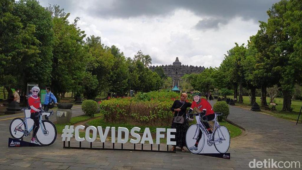 Drone Jatuh di Candi Borobudur, BKB Berjanji Lakukan Evaluasi