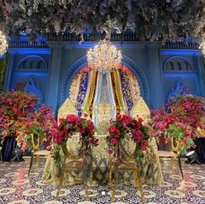 Nikita Willy Menikah, Intip Dekorasi Cantik yang Kental Nuansa Minang