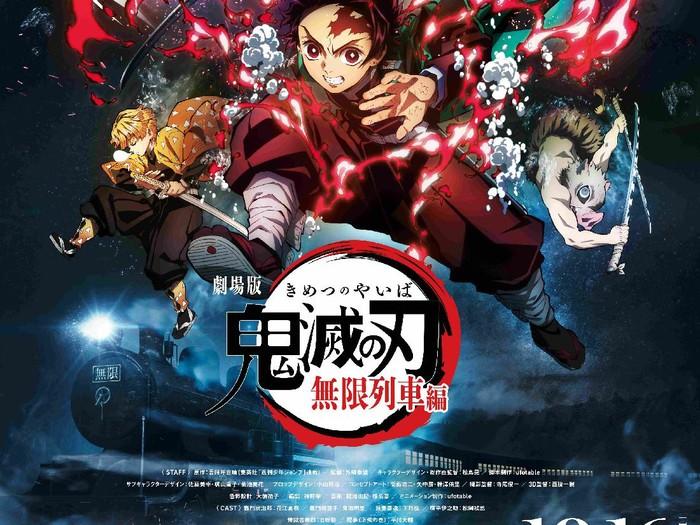 Demon Slayer Kimetsu No Yaiba Movie